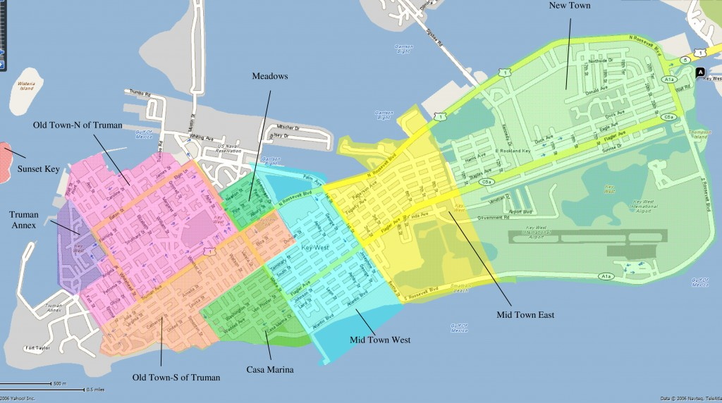 Key West Neighborhoods
