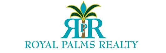 Royal Palms Realty website